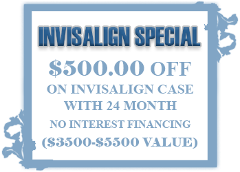 Invisalign Special Promotion
